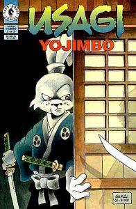 Usagi Yojimbo #2 (1996)