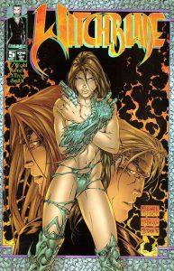 Witchblade #5 (1996)