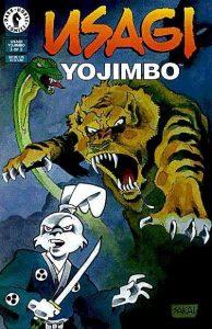 Usagi Yojimbo #3 (1996)