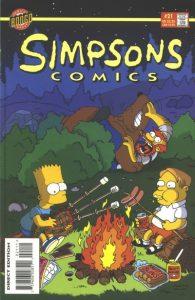 Simpsons Comics #21 (1996)