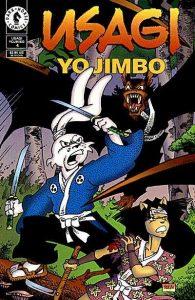 Usagi Yojimbo #4 (1996)