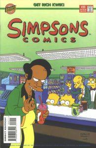 Simpsons Comics #22 (1996)