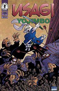 Usagi Yojimbo #5 (1996)