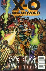 X-O Manowar #68 (1996)
