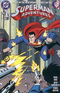 Superman Adventures #1 (1996)