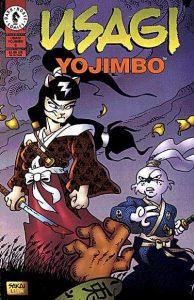 Usagi Yojimbo #6 (1996)