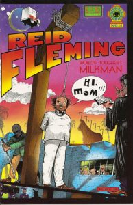 Reid Fleming, World's Toughest Milkman #4 (1996)