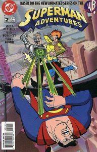 Superman Adventures #2 (1996)