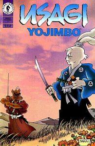 Usagi Yojimbo #7 (1996)