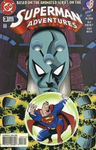 Superman Adventures #3 (1996)