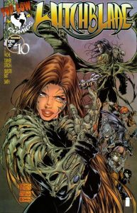Witchblade #10 (1996)