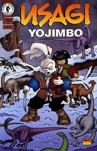 Usagi Yojimbo #8 (1996)