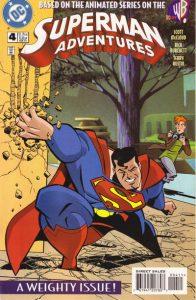 Superman Adventures #4 (1996)