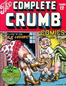 The Complete Crumb Comics #12 (1997)