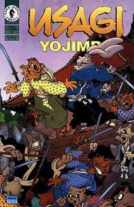 Usagi Yojimbo #9 (1997)