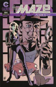 The Maze Agency #3 (1997)