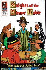 Knights of the Dinner Table #9 (1997)