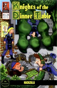 Knights of the Dinner Table #24 (1997)