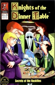 Knights of the Dinner Table #25 (1997)