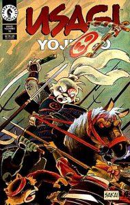 Usagi Yojimbo #10 (1997)