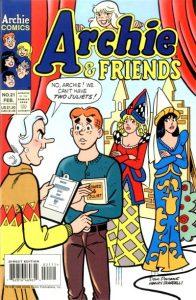 Archie & Friends #21 (1997)