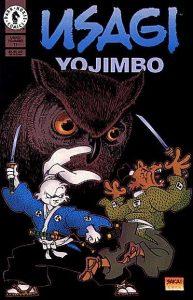 Usagi Yojimbo #11 (1997)