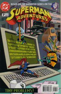 Superman Adventures #7 (1997)