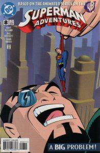 Superman Adventures #8 (1997)