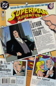 Superman Adventures #9 (1997)