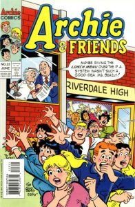 Archie & Friends #23 (1997)