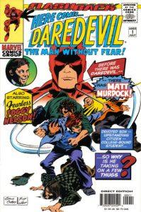 Daredevil #-1 (1997)