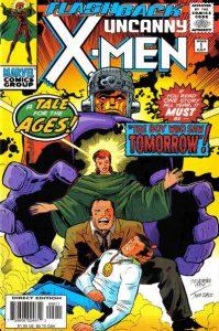 The Uncanny X-Men #-1 (1997)
