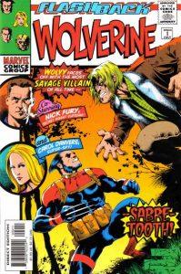 Wolverine #-1 (1997)