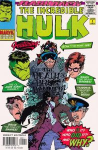 The Incredible Hulk #-1 (1997)