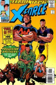 X-Force #-1 (1997)