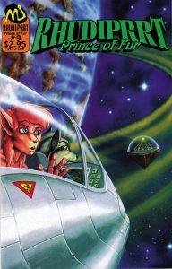 Rhudiprrt, Prince of Fur #9 (1997)
