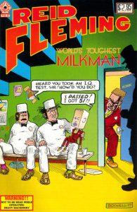 Reid Fleming, World's Toughest Milkman #8 (1997)