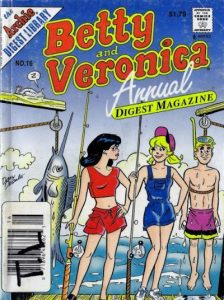 Betty and Veronica Annual Digest Magazine #16 (1997)