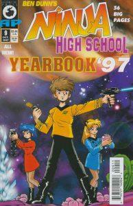 Ninja High School Yearbook #9 (1997)