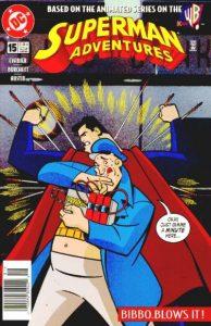 Superman Adventures #15 (1997)
