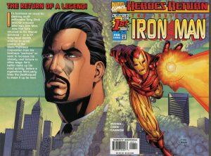 Iron Man #1 (1997)