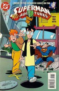 Superman Adventures #17 (1998)