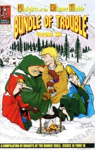 Knights of the Dinner Table: Bundle of Trouble #6 (1998)