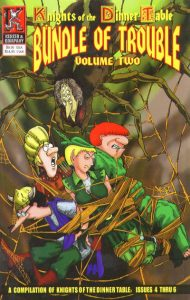 Knights of the Dinner Table: Bundle of Trouble #2 (1998)