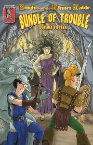 Knights of the Dinner Table: Bundle of Trouble #15 (1998)