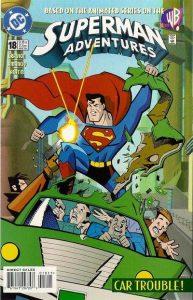 Superman Adventures #18 (1998)