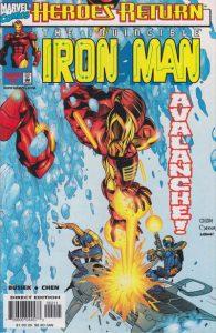 Iron Man #2 (1998)