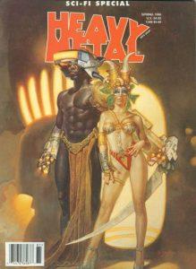Heavy Metal Special Editions #1 (1998)