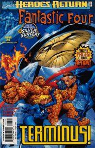 Fantastic Four #4 (1998)