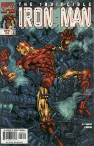 Iron Man #3 (1998)